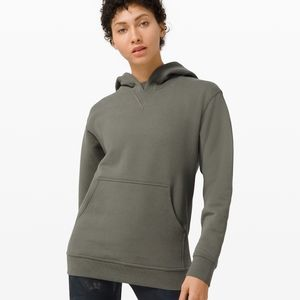 NWOT Lululemon All Yours Terry Hoodie